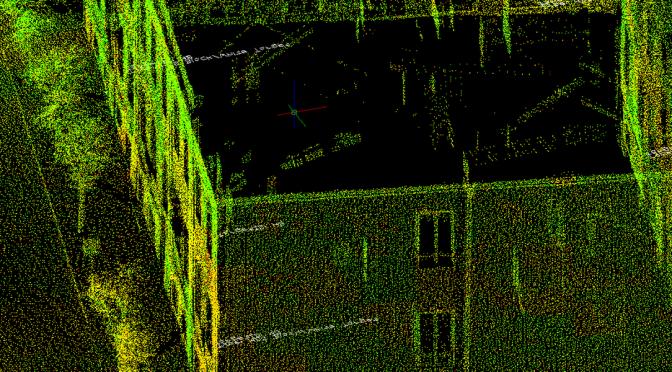 3D laserskaneerimine
